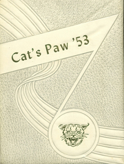 1953 Edition, Elgin High School - Wildcat Yearbook (Elgin, TX)