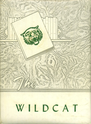1955 Edition, Elgin High School - Wildcat Yearbook (Elgin, TX)