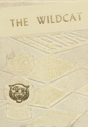 1958 Edition, Elgin High School - Wildcat Yearbook (Elgin, TX)