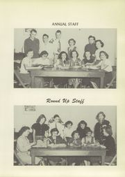 Page 15, 1952 Edition, Bridgeport High School - Stampede Yearbook (Bridgeport, TX) online yearbook collection