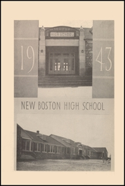 Page 15, 1943 Edition, New Boston High School - Pine Cone Yearbook (New Boston, TX) online yearbook collection