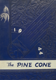 1944 Edition, New Boston High School - Pine Cone Yearbook (New Boston, TX)
