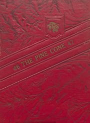 1947 Edition, New Boston High School - Pine Cone Yearbook (New Boston, TX)