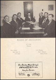 Page 12, 1949 Edition, New Boston High School - Pine Cone Yearbook (New Boston, TX) online yearbook collection