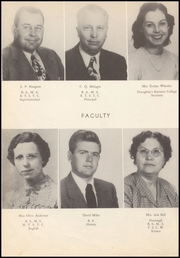 Page 14, 1949 Edition, New Boston High School - Pine Cone Yearbook (New Boston, TX) online yearbook collection