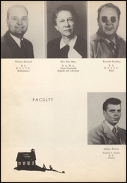 Page 16, 1949 Edition, New Boston High School - Pine Cone Yearbook (New Boston, TX) online yearbook collection