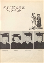 Page 17, 1949 Edition, New Boston High School - Pine Cone Yearbook (New Boston, TX) online yearbook collection