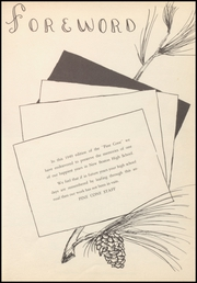 Page 9, 1949 Edition, New Boston High School - Pine Cone Yearbook (New Boston, TX) online yearbook collection