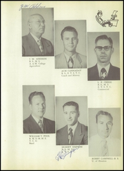 Page 15, 1953 Edition, New Boston High School - Pine Cone Yearbook (New Boston, TX) online yearbook collection