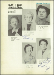 Page 16, 1953 Edition, New Boston High School - Pine Cone Yearbook (New Boston, TX) online yearbook collection