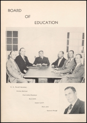 Page 12, 1955 Edition, New Boston High School - Pine Cone Yearbook (New Boston, TX) online yearbook collection