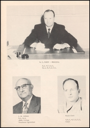 Page 14, 1955 Edition, New Boston High School - Pine Cone Yearbook (New Boston, TX) online yearbook collection