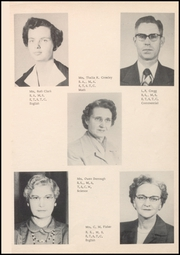 Page 15, 1955 Edition, New Boston High School - Pine Cone Yearbook (New Boston, TX) online yearbook collection
