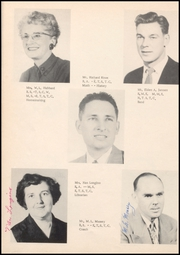 Page 16, 1955 Edition, New Boston High School - Pine Cone Yearbook (New Boston, TX) online yearbook collection