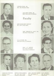 Page 10, 1958 Edition, Mineola High School - Badger Yearbook (Mineola, TX) online yearbook collection