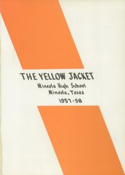 Page 5, 1958 Edition, Mineola High School - Badger Yearbook (Mineola, TX) online yearbook collection