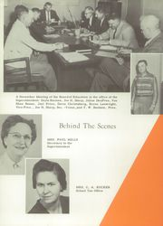 Page 8, 1958 Edition, Mineola High School - Badger Yearbook (Mineola, TX) online yearbook collection