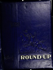 1945 Edition, Childress High School - Round Up Yearbook (Childress, TX)