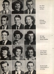 Page 16, 1946 Edition, Childress High School - Round Up Yearbook (Childress, TX) online yearbook collection