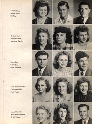 Page 17, 1946 Edition, Childress High School - Round Up Yearbook (Childress, TX) online yearbook collection