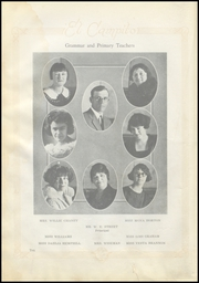 Page 14, 1925 Edition, Littlefield High School - Wildcat Yearbook (Littlefield, TX) online yearbook collection