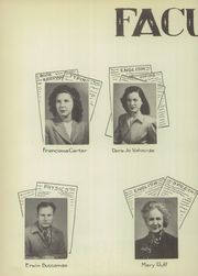 Page 14, 1947 Edition, Littlefield High School - Wildcat Yearbook (Littlefield, TX) online yearbook collection