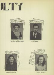 Page 15, 1947 Edition, Littlefield High School - Wildcat Yearbook (Littlefield, TX) online yearbook collection
