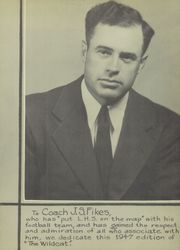 Page 9, 1947 Edition, Littlefield High School - Wildcat Yearbook (Littlefield, TX) online yearbook collection