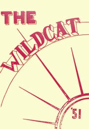 Littlefield High School - Wildcat Yearbook (Littlefield, TX) online yearbook collection, 1951 Edition, Page 1