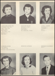 Page 21, 1952 Edition, Littlefield High School - Wildcat Yearbook (Littlefield, TX) online yearbook collection