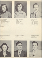 Page 22, 1952 Edition, Littlefield High School - Wildcat Yearbook (Littlefield, TX) online yearbook collection