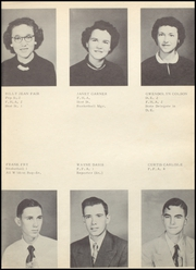 Page 23, 1952 Edition, Littlefield High School - Wildcat Yearbook (Littlefield, TX) online yearbook collection