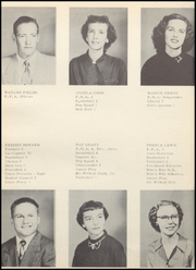 Page 24, 1952 Edition, Littlefield High School - Wildcat Yearbook (Littlefield, TX) online yearbook collection