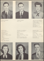 Page 25, 1952 Edition, Littlefield High School - Wildcat Yearbook (Littlefield, TX) online yearbook collection