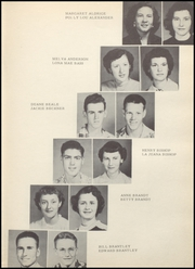 Page 33, 1952 Edition, Littlefield High School - Wildcat Yearbook (Littlefield, TX) online yearbook collection