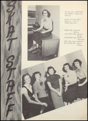 Page 60, 1952 Edition, Littlefield High School - Wildcat Yearbook (Littlefield, TX) online yearbook collection