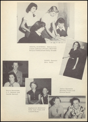 Page 63, 1952 Edition, Littlefield High School - Wildcat Yearbook (Littlefield, TX) online yearbook collection