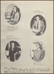 Page 14, 1953 Edition, Littlefield High School - Wildcat Yearbook (Littlefield, TX) online yearbook collection