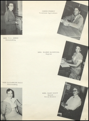 Page 13, 1954 Edition, Littlefield High School - Wildcat Yearbook (Littlefield, TX) online yearbook collection
