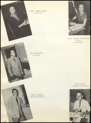 Page 14, 1954 Edition, Littlefield High School - Wildcat Yearbook (Littlefield, TX) online yearbook collection