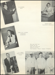 Page 16, 1954 Edition, Littlefield High School - Wildcat Yearbook (Littlefield, TX) online yearbook collection
