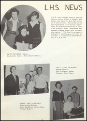Page 14, 1955 Edition, Littlefield High School - Wildcat Yearbook (Littlefield, TX) online yearbook collection