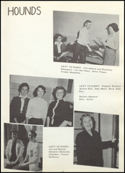 Page 15, 1955 Edition, Littlefield High School - Wildcat Yearbook (Littlefield, TX) online yearbook collection