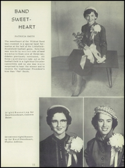 Page 15, 1956 Edition, Littlefield High School - Wildcat Yearbook (Littlefield, TX) online yearbook collection