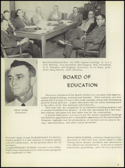 Page 8, 1956 Edition, Littlefield High School - Wildcat Yearbook (Littlefield, TX) online yearbook collection