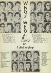 Page 12, 1957 Edition, Wylie School - Growl Yearbook (Abilene, TX) online yearbook collection