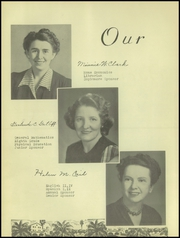 Page 14, 1949 Edition, Port Isabel High School - Tarpon Yearbook (Port Isabel, TX) online yearbook collection