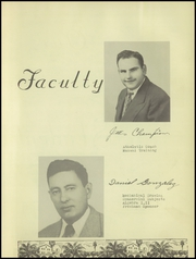 Page 15, 1949 Edition, Port Isabel High School - Tarpon Yearbook (Port Isabel, TX) online yearbook collection