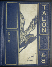 1968 Edition, Randolph High School - Talon Yearbook (Universal City, TX)