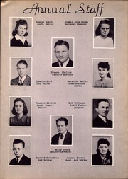 Page 9, 1942 Edition, Slaton High School - Tigers Lair Yearbook (Slaton, TX) online yearbook collection